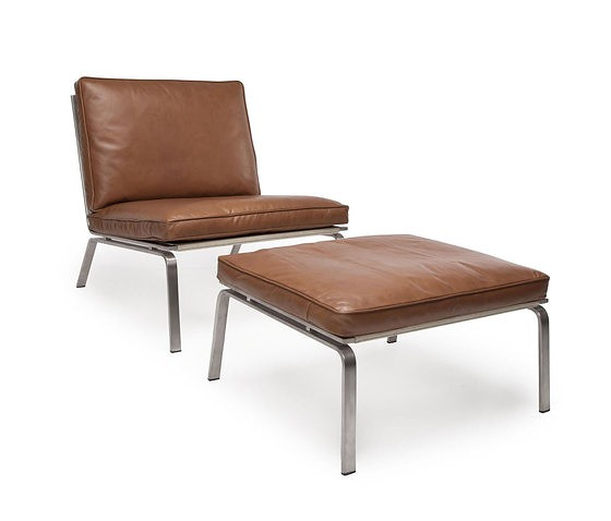 Knut Bendik Humlevik and Rune Krøjgaard Man Lounge Chair