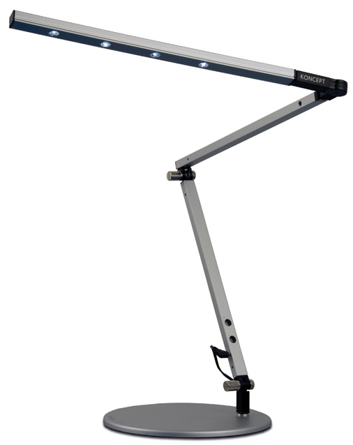 Koncept Lighting Zbar High Power LED Desk Lamp – Koncept Desk Lamp