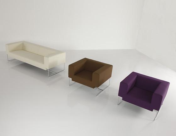 La Cubitera Nosso Seating Collection