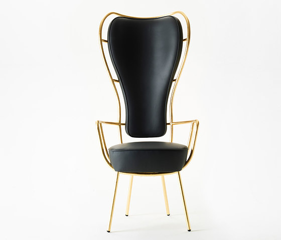 Lapo Ciatti Pelle&Ossa Chair