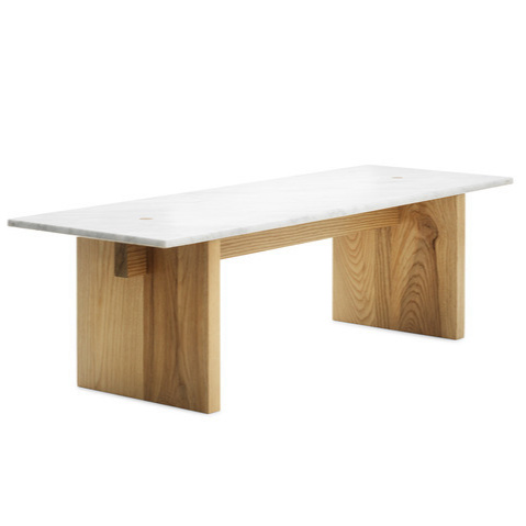 Lars Beller Fjetland Solid Dining Table