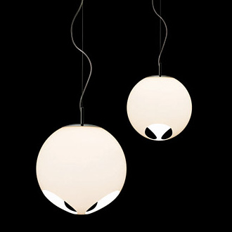 Laura Agnoletto and Marzio Rusconi Noglobe Ceiling Lamp