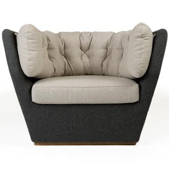 Leif.designpark Hug Lounge Sofa - Armchair