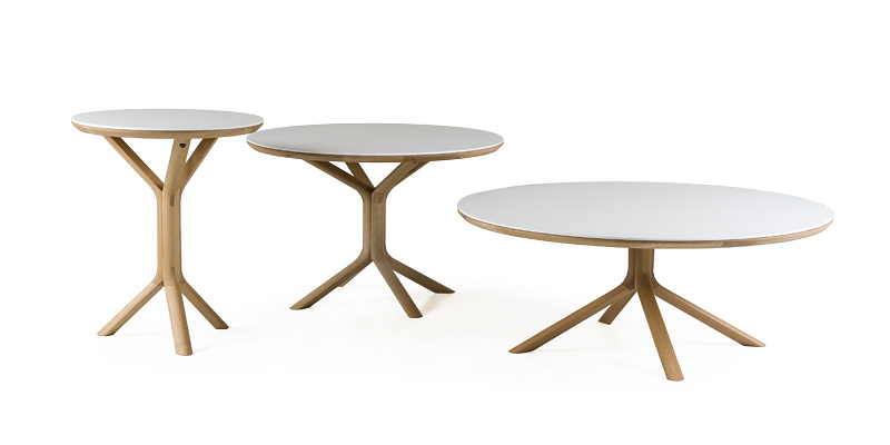 Leif.designpark Lily Table Family