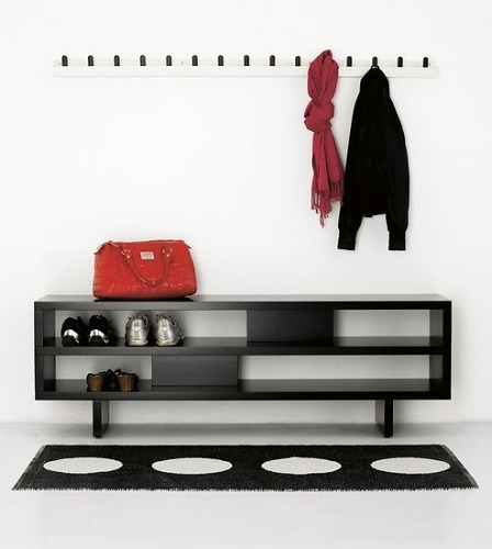 Lennart Notman and Lasse Pettersson Front Coat Racks