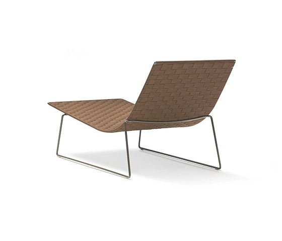 Lievore Altherr Molina Trenza Seating Collection