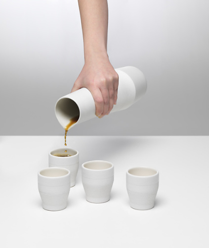 Lina Meier Rillo Carafe & Mugs