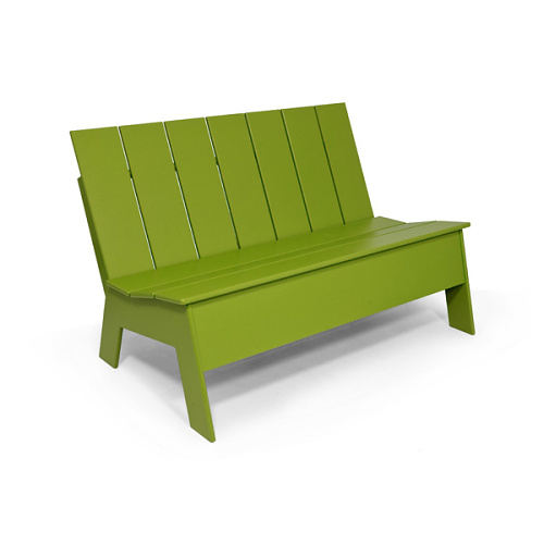 Loll Picket Chair - Bench