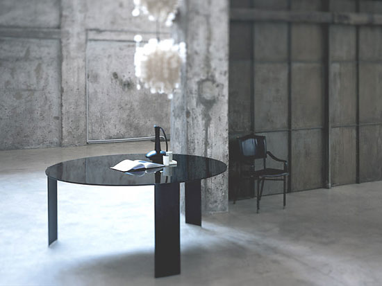 Lorenzo Arosio Vertigo Table