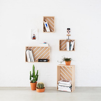 Evan Clabots, Louis Filosa Bias Shelves