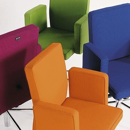 Luc Vincent and Bulo Design Team Pub & Club Chair