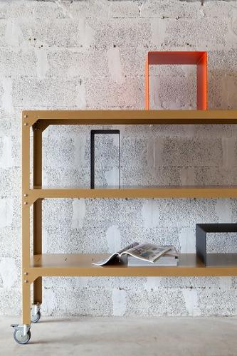 Luc Jozancy Hegoa Shelves Collection