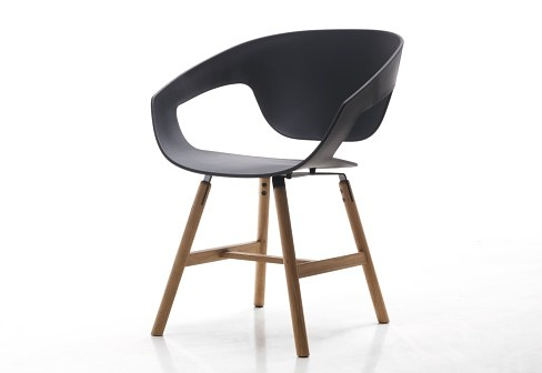 Luca Nichetto Vad Wood Chair