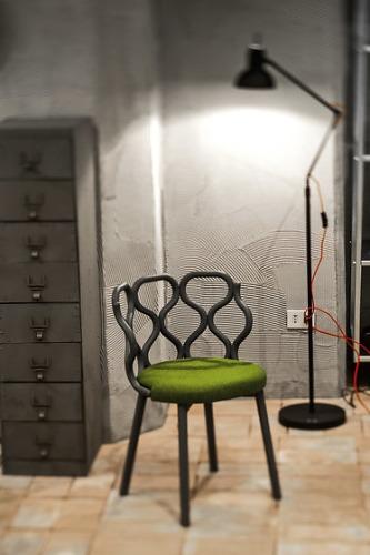 LucidiPevere Studio Gerla Armchair