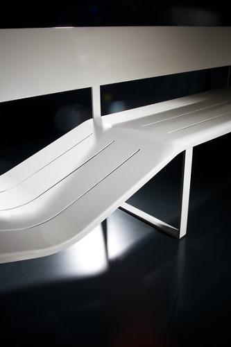 Lucile Soufflet Soft Bench