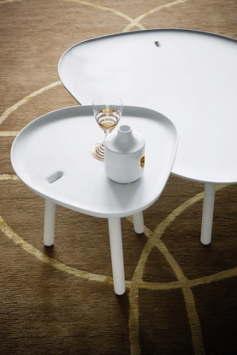 Ludovica and Roberto Palomba Loto And Ninfea 653/654 Table