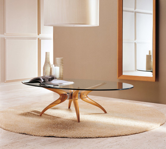 M. Marconato and T. Zappa Denuo Coffee Table