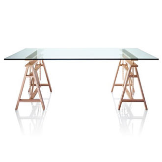 Marc Berthier Teatro Table