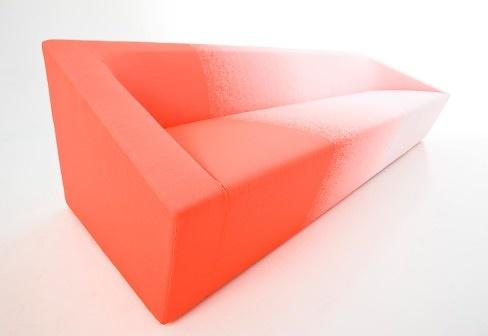 Marc Thorpe Blur Sofa