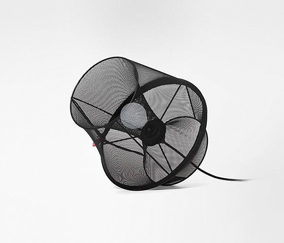 Marc Sarazzin Moire Lamp Series