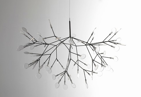 Marcel Wanders and Bertjan Pot Heracleum Lamp