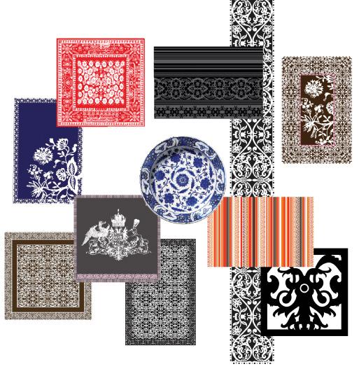 Marcel Wanders Carpet Rectangle