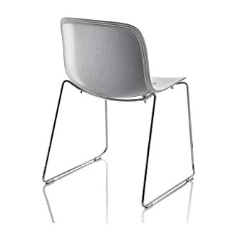 Marcel Wanders Troy Chair With Costers