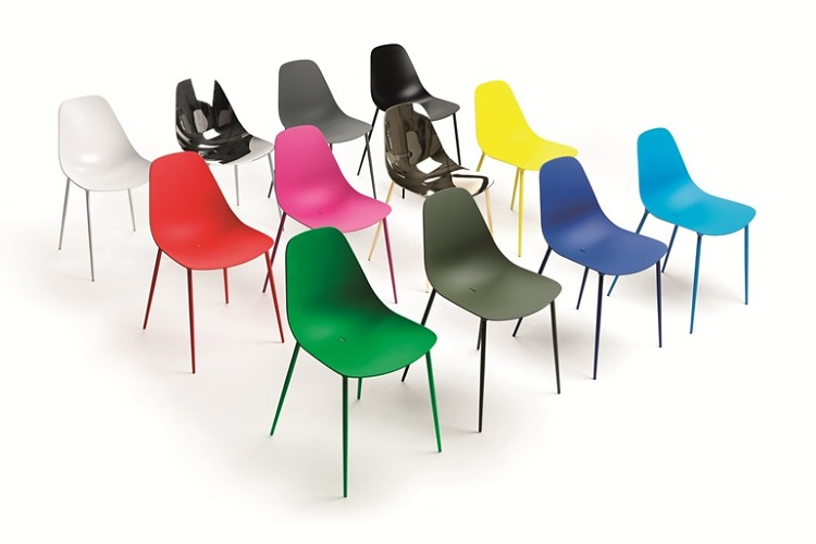 Marcello Ziliani Mammamia Stackable Chair