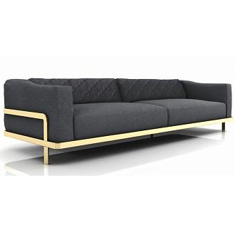 Marco Corti Odilon Sofa