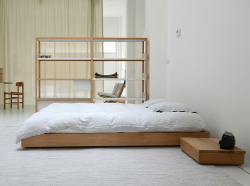 Marina Bautier Oak Beds
