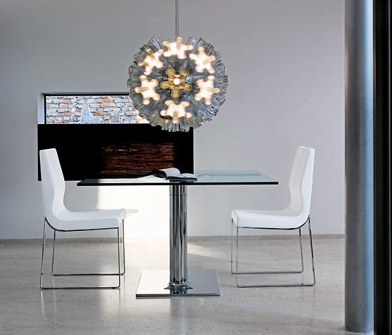 Mario Mazzer Plinto Table