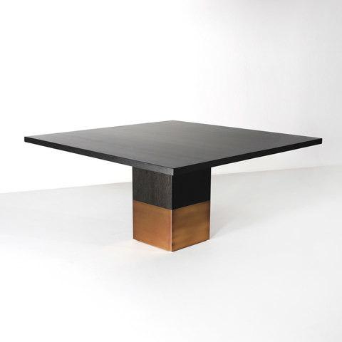 Marlieke Van Rossum Nota Bene Table Collection