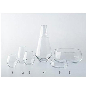 Marta Laudani and Marco Romanelli Diamante Table Set