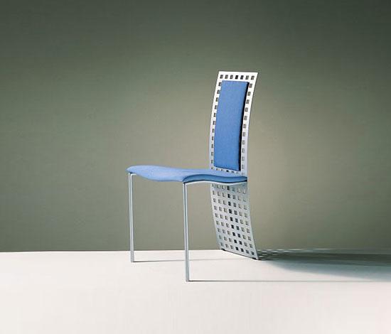 Massimo Vignelli and Lella Vignelli Serenissima Chair