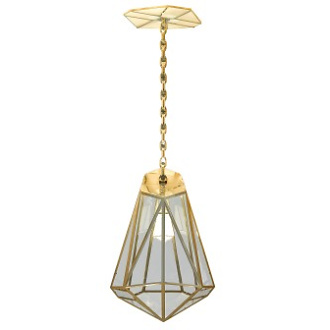 Matali Crasset Diamonds Are A Girl's Best Friend Latern and Sconce
