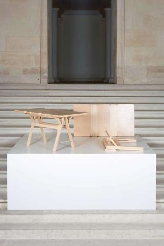 Matali Crasset Instant Table