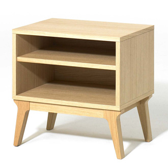 Matthew Hilton Valentine Bedside Table