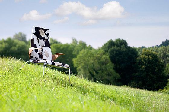 Michael Neumayr Stresemann Kollektion Lounge Chair