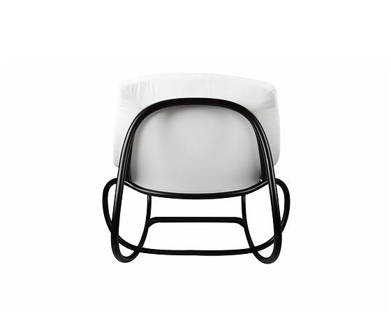Michal Riabic Wave Rocking Chair