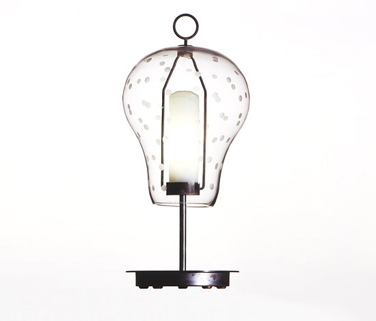 Michele De Lucchi Thinking Yahya Lamp