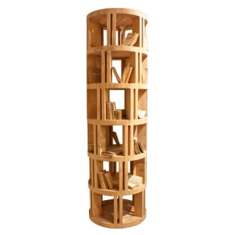 Michele De Lucchi Torre Lignea Bookcase