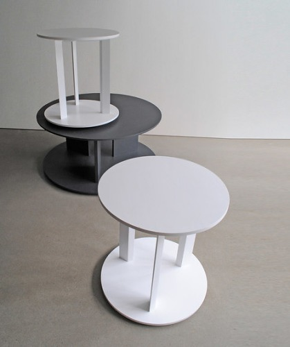 Miguel Brovhn Axis Table Collection