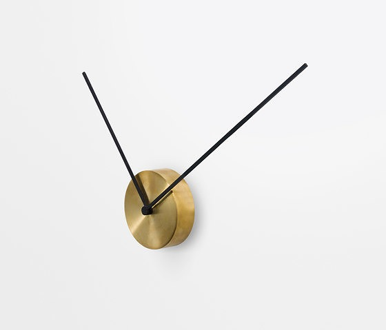 Milia Seyppel Less Clock