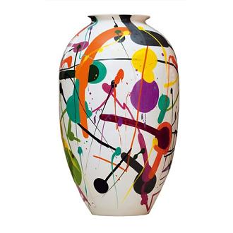 Miltos Manetas Jackson Vase