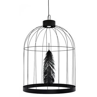 Mineheart Birdcage Lamp