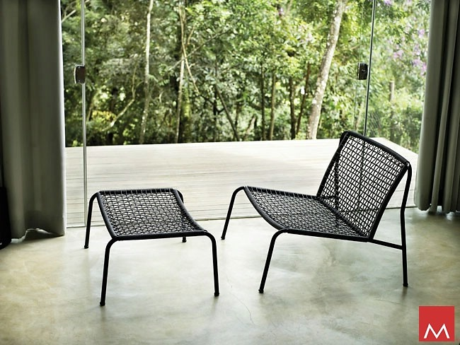Brilliant Modloft Jubilee Ottoman Machost Co Dining Chair Design Ideas Machostcouk