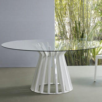 Modloft Bennett Dining Table Base