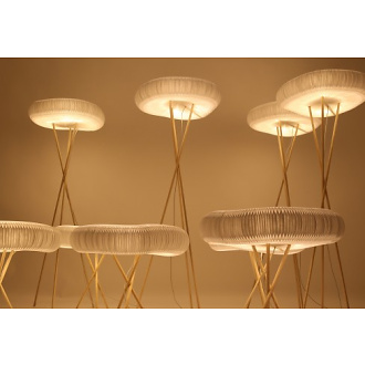 Molo Design Cloud Floor +Table Softlight