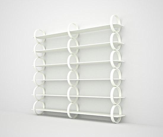 Monica Förster Flying Rings Shelf