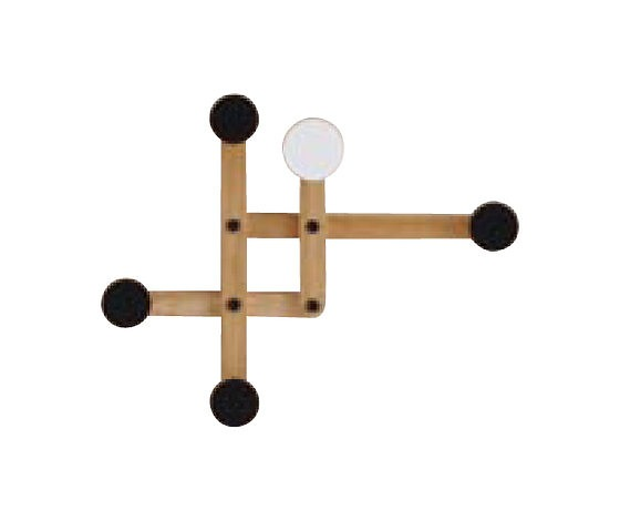 Nachacht Pauli Coat Rack